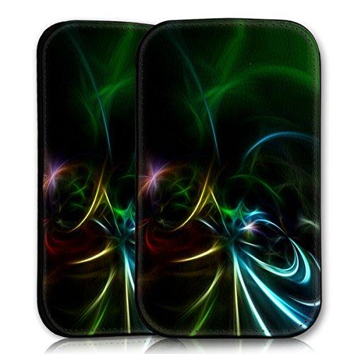 wicostar Sleeve Style Handy Tasche Hülle Schutz Hülle Schale Motiv Etui für Wiko Rainbow Jam - Sleeve UBS11 Design10
