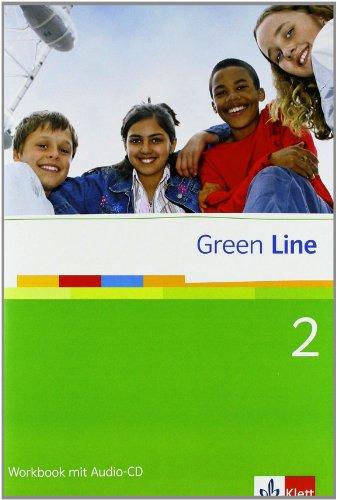 Green Line 2 - Workbook mit CD (Ausgabe Gymnasium)