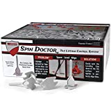 """Spin Doctor Tile Leveling System 3/16"""" Bases 250pc"""