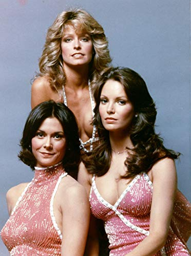 Great Images Charlies Angels 24x36 inch Rolled Poster