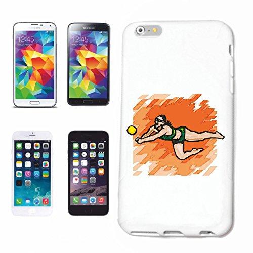 Reifen-Markt Handyhülle kompatibel mit Samsung Galaxy S7 Volleyball Strand Mega Sport Hobby Freizeit Wow Hardcase Schutzhülle Handy Cover Smart Cover