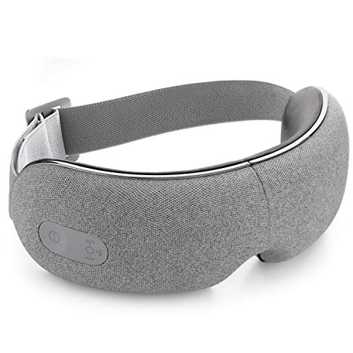 Breo Eye Massager with Heat, Air Pressure, and Optional Music