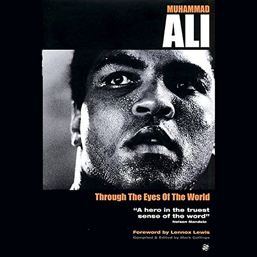 Muhammad Ali audiobook cover art