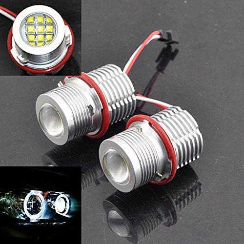 60 W Ampoule LED phares Angel Eyes