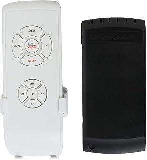 Abracing - Kit de Herramientas de Control Remoto inalámbrico Universal para Ventilador de Techo