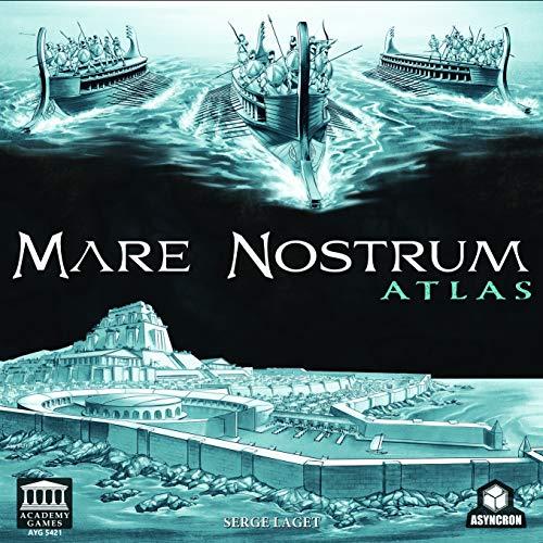 Academy Games- Nein Mare Nostrum Atlas Expansion - Juego de Mesa (Phalanx ACA05421)