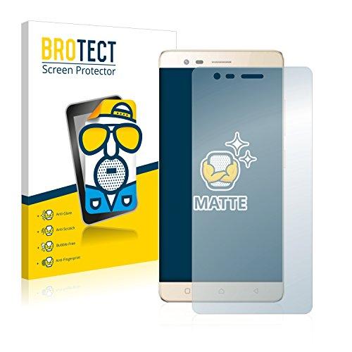 BROTECT 2X Entspiegelungs-Schutzfolie kompatibel mit LG K5 Note Bildschirmschutz-Folie Matt, Anti-Reflex, Anti-Fingerprint