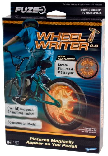 Skyrocket Fuze Wheel Writer 2, 20'' Inch Wheel and Up