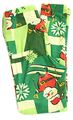 Lularoe Random/Mystery Leggings (Christmas Kids (S/M) 2T-7)