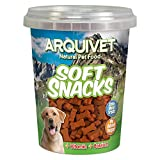Arquivet Soft Snacks para Perro Huesitos Buey 300 g