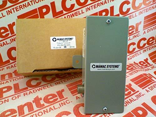 MAMAC SYSTEMS PR-264-R2-VDC 0-75/150/300# XDCR; 0-5/10VDC