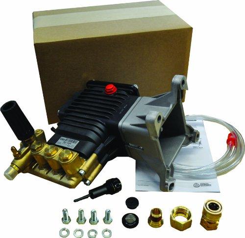 AR North America RSV4G40-PKG Triplex Plunger Pump