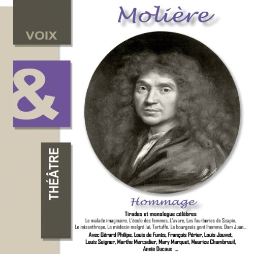 Tirades et monologues celèbres audiobook cover art