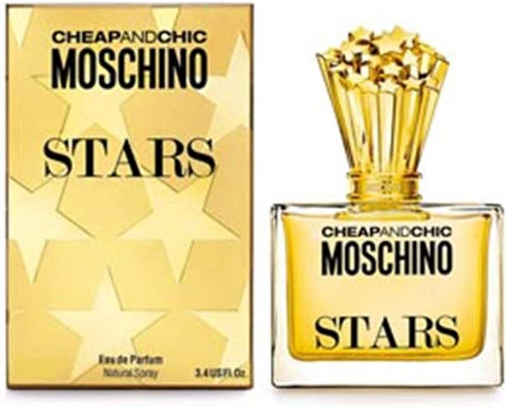 Moschino cheap & chic stars eau de parfum per donna 50 ml spray 44914