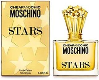 Cheap And Chic Stars By Moschino For Women - Eau De Parfum, 50Ml