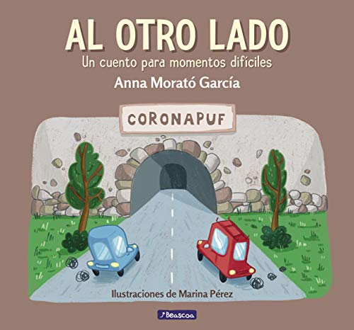 Portada del libro Al otro lado de Anna Morató García