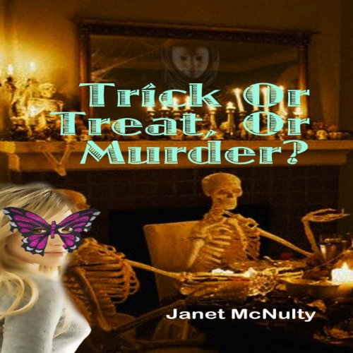Trick or Treat or Murder audiobook cover art