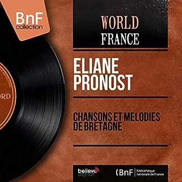 Chansons et mélodies de Bretagne (feat. Gérard Pondaven) [Mono Version]