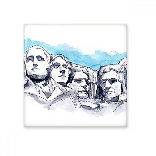 American Rushmore - Azulejos de cerámica conmemorativos para decoración de baño, cocina,...