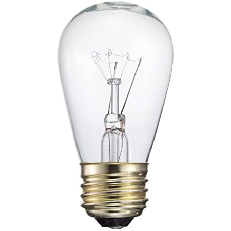 Replacement for Pql 11s14//clear Light Bulb by Technical Precision 2 Pack