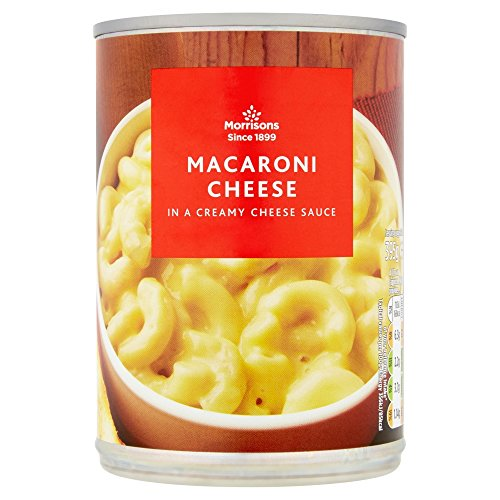 Morrisons Macaroni Pasta in Cheese Sauce, 395g