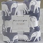 1st Laugh Muslin Baby Sleeping Sack Bag, Lightweight Wearable Blanket
