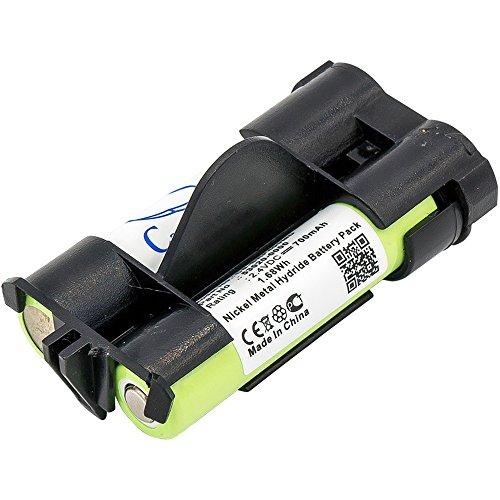 cellePhone Akku Ni-MH für Braun ThermoScan Pro 4000 (ersetzt 53020-0000)