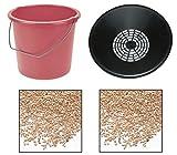 Smartreloader Kit Completo per Integrare Il Tuo Tumbler, Include Separatore di graniglia, ...
