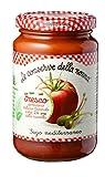 Le Conserve della Nonna - Salsa Sabores del Sol - Con Alcaparras y Orégano- Ideal Para Pastas de Sémola- Producto 100 % Italiano- 350 Gramos