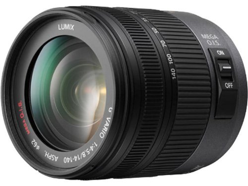 Panasonic 14-140mm f/4.0-5.8 OIS Video Optimized...