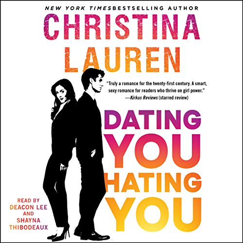 Dating You/Hating You audiobook cover art