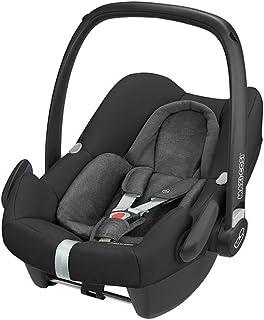 Empfehlenswertes Produkt Maxi-Cosi Rock Babyschale, sicherer i-Size Kindersitz, Gruppe 0 0-13 kg, nutzbar ab der Geburt bis 12 Monate, nomad black