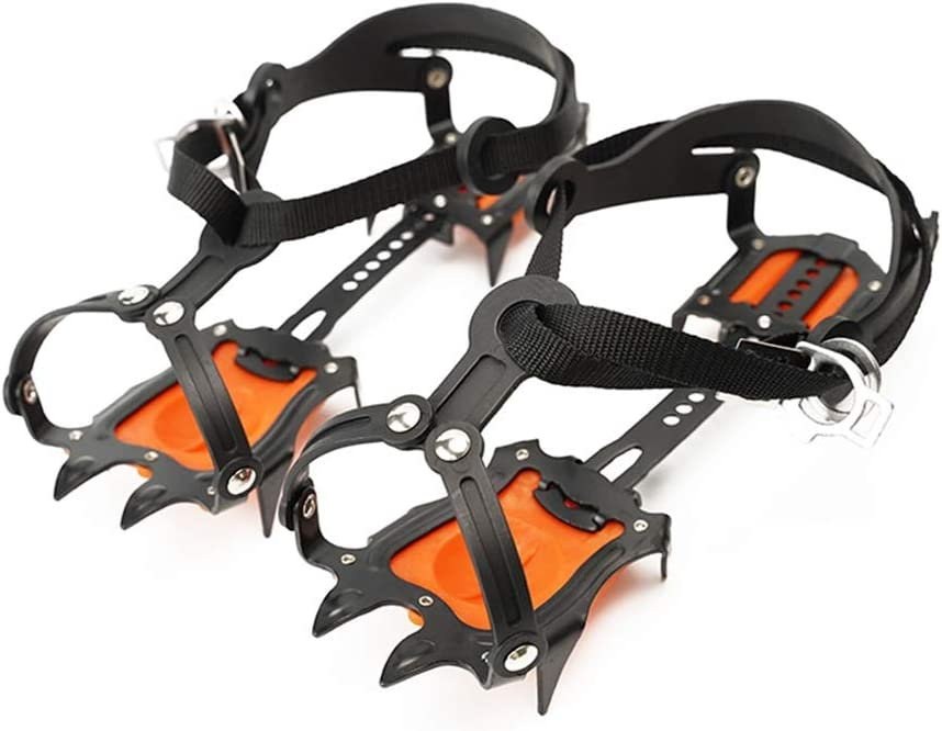 GYL Traction sale OFFer Cleat Non-Slip Ice Snow Crampo Clamps and