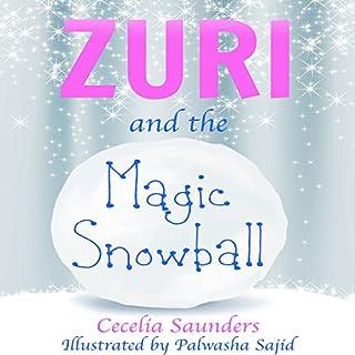 Zuri and the Magic Snowball cover art