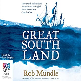 Great South Land cover art