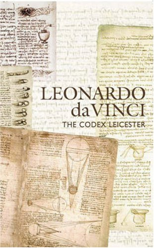 Leonardo da Vinci: The Codex Leicester