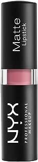 NYX Matte Lipstick, Whipped Caviar