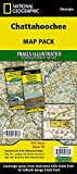 Chattahoochee National Forest [Map Pack Bundle] (National Geographic Trails Illustrated Map)