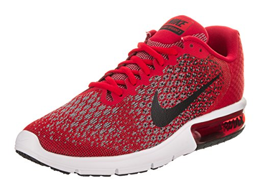 Nike Air Max Sequent 2 - University red/Black-Black-coo, Größe #:13