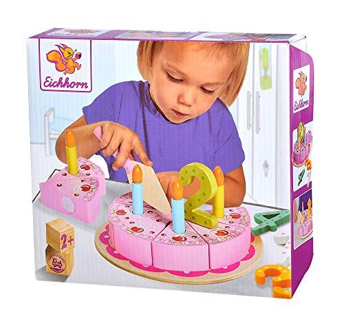 Eichhorn 100003729 - Geburtstagskuchen mit...