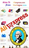 Shop at aliexpress.com from Washington State: In my eBook i teach method how customers from washington state can buy directly from Aliexprss.com website,