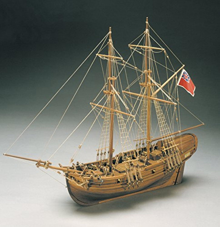 Mantua Models HMS Shine 1 45th Scale Model Ship Kit 777