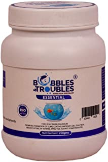 Bubbles N Troubles Essential 250gms [Treats 675 gallons (2500L)]