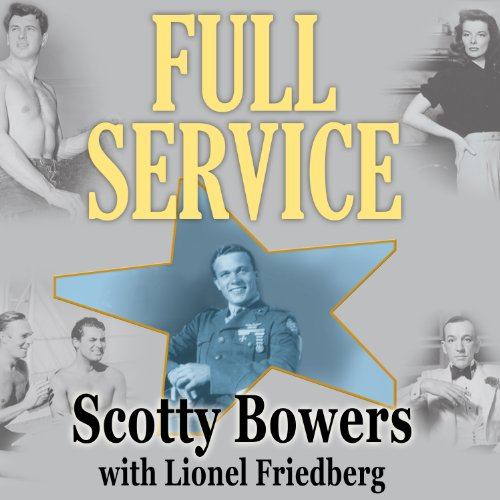 Full Service audiobook cover art