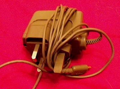 Original Nintendo Ds Lite Power Supply Mains Charger Adaptor Uk 3 Pin (official)