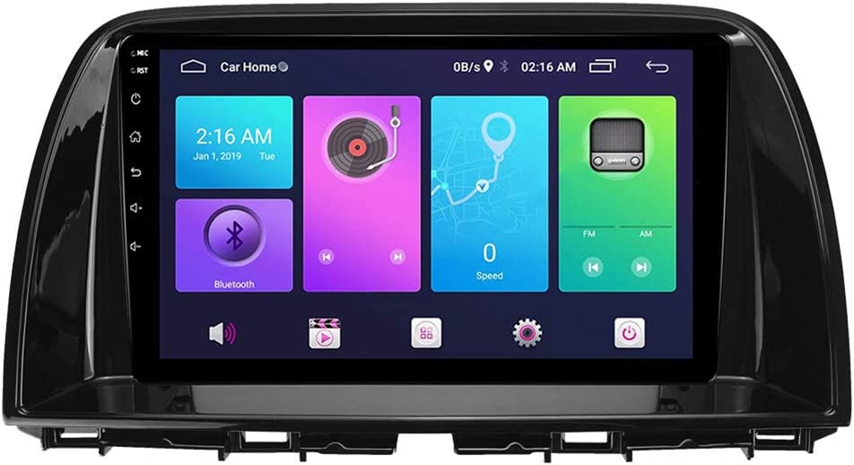 Android Car Stereo Sat Nav for 2012-2015 CX-5 Head Special price for a limited time Unit 5 ☆ popular GP Mazda