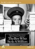 The Boy Who Stole A Million [DVD] [Reino Unido]
