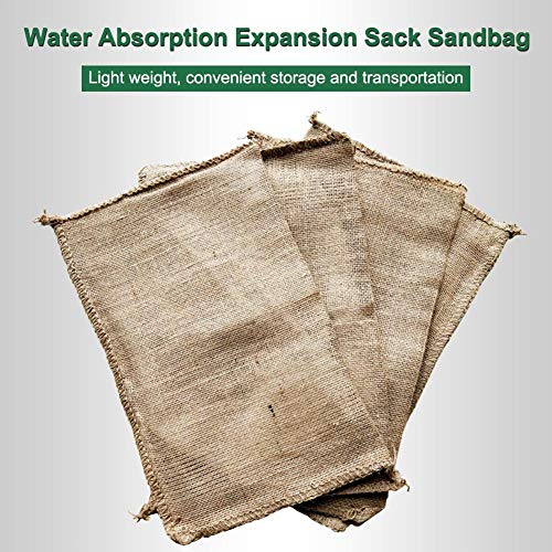 Amazing Deal Water-Absorbing Expansion Bag Water-Absorbing Bag Flood-Proof Flood-Proof Fast Sandbag ...