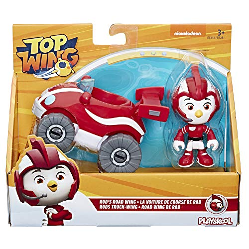 Top Wing - Rod Y Su Coche (Hasbro E5313ES2)