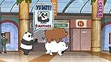 XHXYTSM Rompecabezas para adultos y niños 1000 piezas Let's Bare Bears-Shopping Tangram de lógica de madera Super duro clásico Ocio y entretenimiento Juegos familiares Regalo creatividad